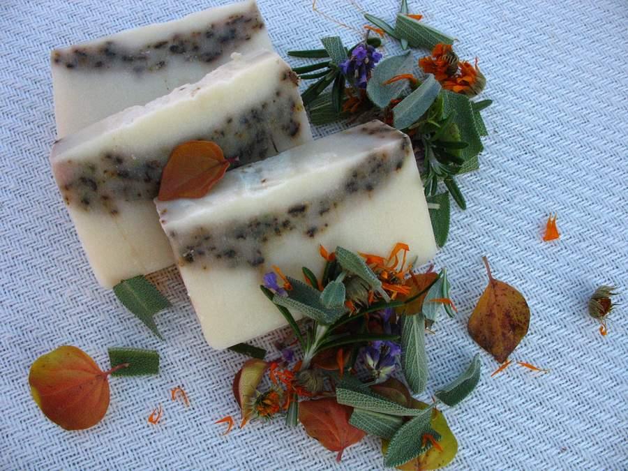 Herba gyógynövényes szappan