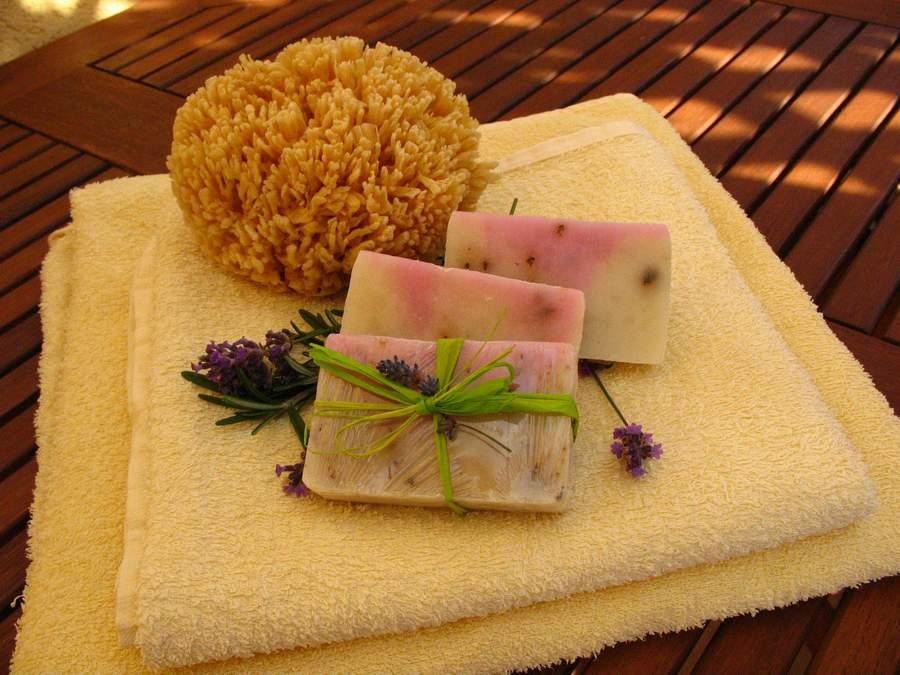 Levendula szappan