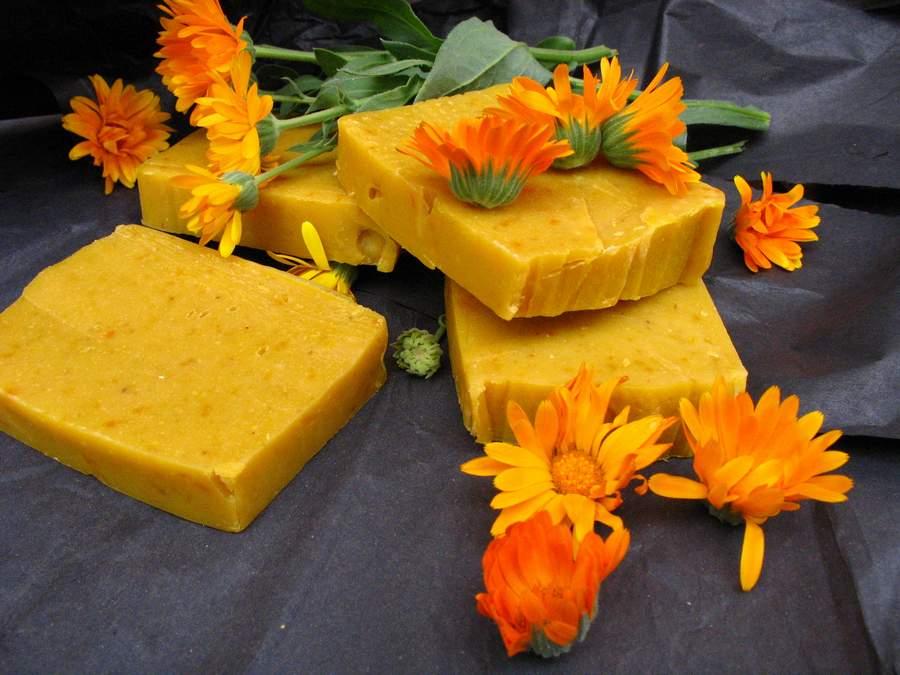 Körömvirág intim szappan
